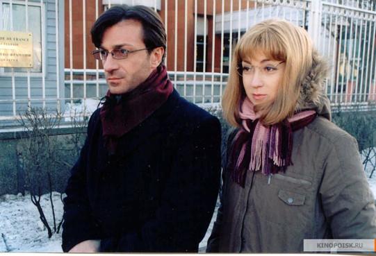 """Анна Большова. Сериал """"Мой личный враг"""", 2005 год"""