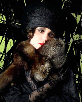 Анна Большова. Фотография с фотопроекта Екатерины Рождественской