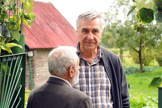 """Анатолий Васильев. Сериал """"Семейный детектив"""", 2012 год"""