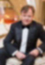 Игорь Бутман. Фото Яна Кооманса с фотосессии для интернет журнала Posta-Magazine, 2017 год