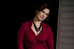 Ольга Тумайкина. Фотография спектакля«Игры одиноких»