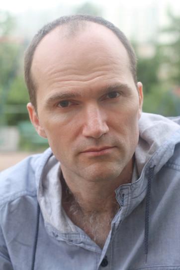 Егор Баринов. Фотография из личного архива