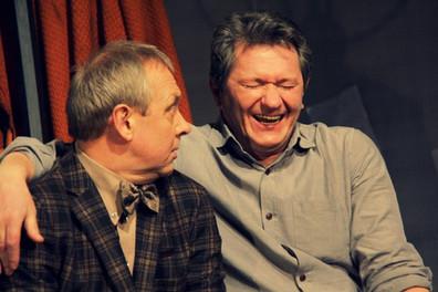"""Андрей Ильин. Спектакль """"Игры одиноких"""""""