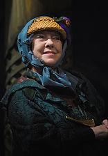 Ольга Волкова в спектакле «Дорогая Памела, или Как пришить старушку»