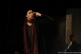 Григорий Антипенко. Фотография спектакля«Орфей и Эвридика»