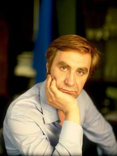 Анатолий Васильев. Фотография с фотосессии, 1970-е