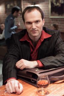 """Егор Баринов. Сериал """"Маргоша"""", 2009 год"""