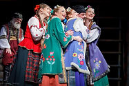 Спектакль «Ночь перед Рождеством», фото Сергея Чалого