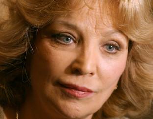 Ольга Остроумова. Фотография с фотосесии, 2010-е