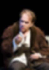 Алексей Гуськов в спектакле «Люди как люди»