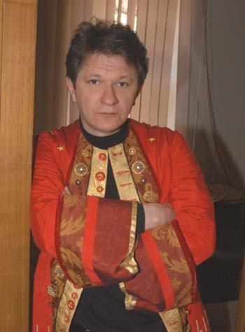 Андрей Ильин. Фотография Сергея Иванова