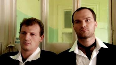 """Егор Баринов. Сериал """"Бешеная"""", 2007 год"""