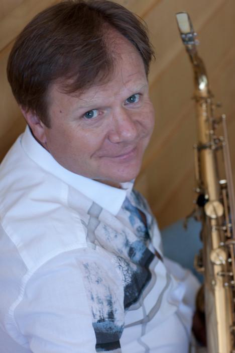 Игорь Бутман. Фото с фотосессии, 2011 год