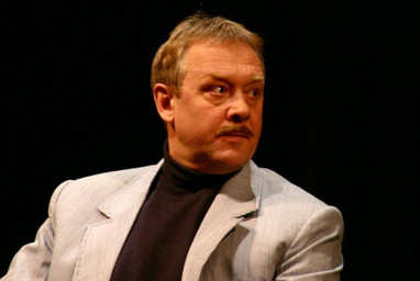 Андрей Зарецкий. Фотография спектакля «Глубокое синее море»