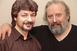 Михаил Цитриняк и Борис Кинер
