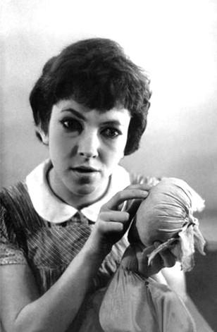 Ольга Волкова. Фотография из личного архива