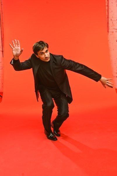 Григорий Антипенко. Фотография с промо-фотосессии для спектакля«Паника»