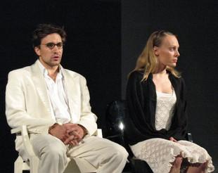 Григорий Антипенко. Фотография спектакля«Пигмалион»