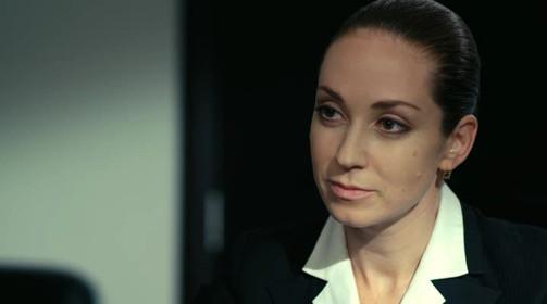 """Анна Большова. Сериал """"Мама-детектив"""", 2012 год"""