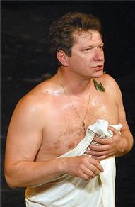 """Андрей Ильин. Спектакль """"Страсти по Емельяну"""""""