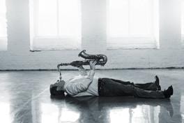Игорь Бутман. Фото с фотосессии, 2010 год