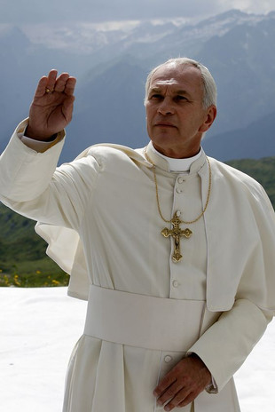 Алексей Гуськов. Фотография со съёмок фильма«Он святой, он человек»