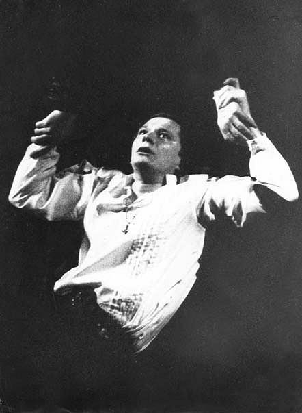 """Андрей Ильин. Спектакль """"Гамлет"""""""