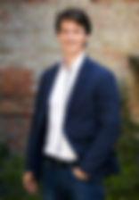 Илья Бледный. Фотография со съёмок фильма«Бестселлер по любви»