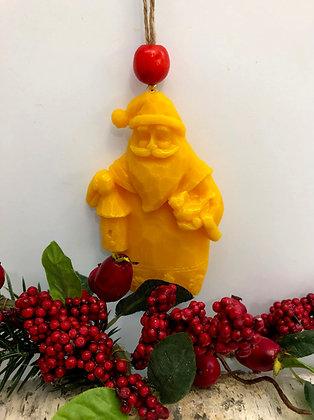 Santa with Lamp