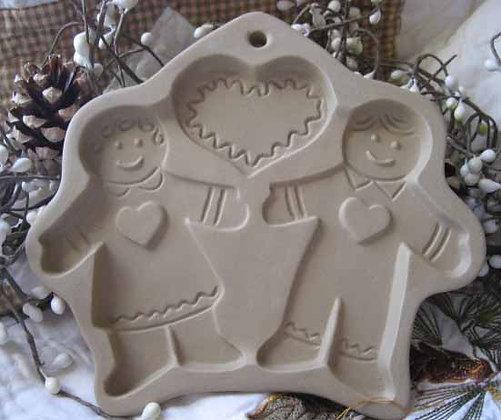 1989 Gingerbread Children