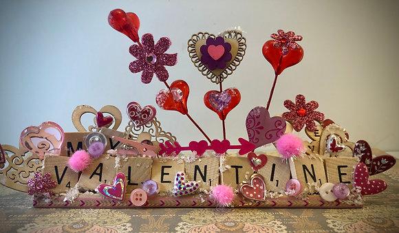Be My Valentine - W3