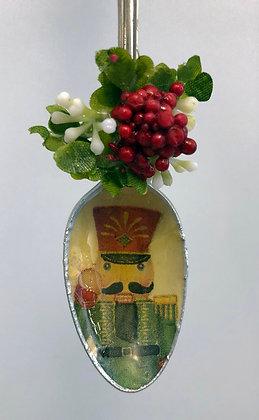 Nutcracker Red Green