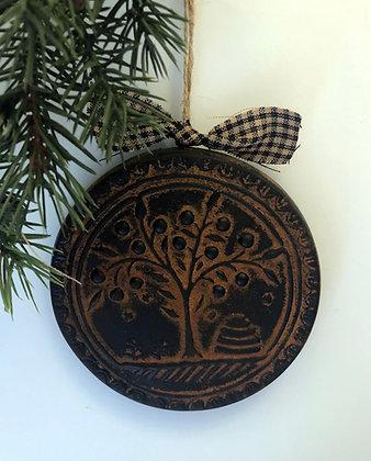 Folk Art Willow Tree