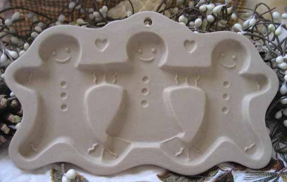 1996 Gingerbread Man Cut-Apart