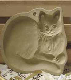 1992 Contented Cat