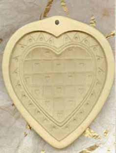 1993 Checkered Heart