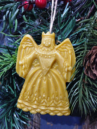 Angel with Crown
