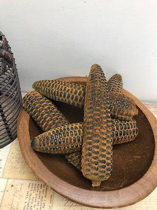 Five Prim Corn Cobs - Tarts/Melts Blackened Beeswax