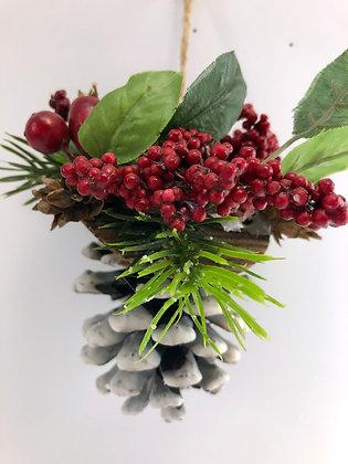 Colorado Pinecone Ornament