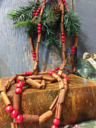 Cinnamon Stick Garland