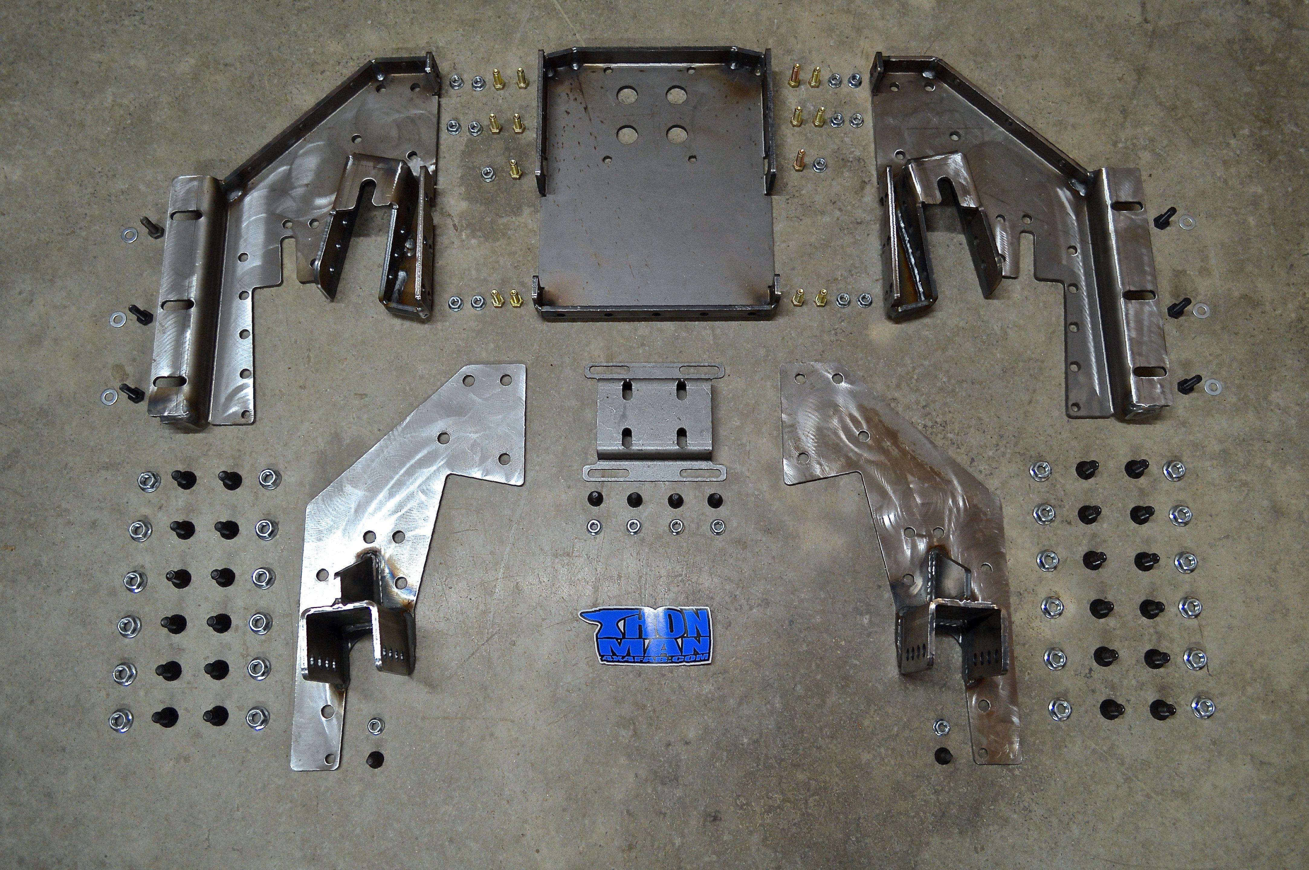 XJ Front 4 Link System | ironman4x4fab