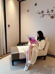 Bedroom at Peninsula Hotel Hong Kong