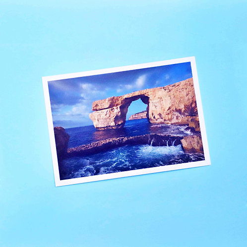 Heritage Malta Postcard