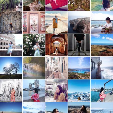 25 Travel Hashtags for Instagram