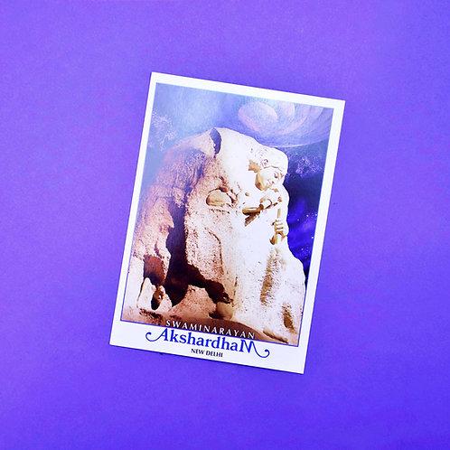 Swaminarayan Akshardhan Postcard