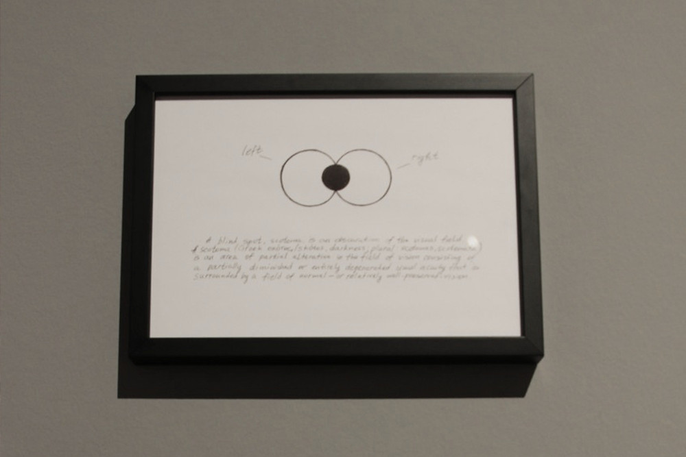 Blind Spot (2014-2015), art photography by Mykola Ridnyi