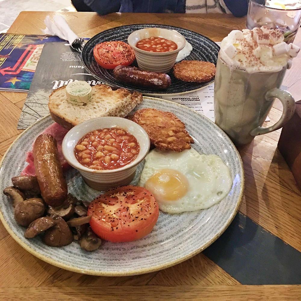 English All Day Breakfast