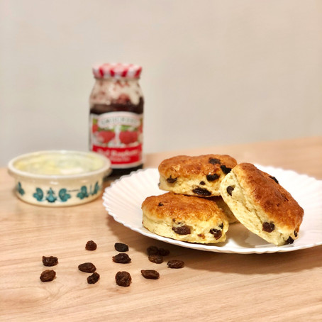 The Royal Fruit Scone Recipe & How to Make it