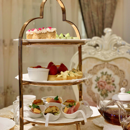 Having Afternoon Tea in Style this Summer 2019