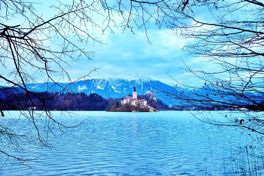 Bled Island, Slovenia